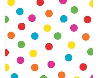 My Polka Dot Backdrop / party backdrop