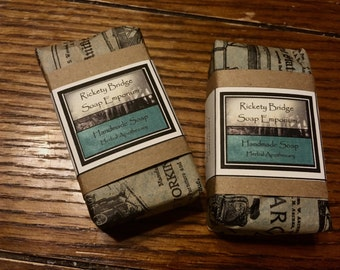 Herbal Apothecary Scented handmade all natural soap