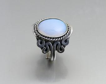 Gypsy Ring Boho Ring Statement Ring bohemian ring tribal ring silver ring boho jewelry adjustable ring gift for her bohemian jewelry ring