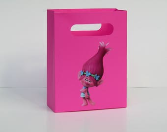 30 Trolls Party Favor Bag - Candy / Treat Bag - Reserved to Maria