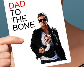 Fathers Day Cards | Cool Dad | Men Gift Card For Husband First Fathers Day Fathers Gift Daughter Funny Card For Him Gift For Dad Fathers Day