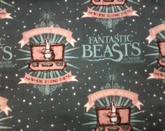 Fantastic Beasts Standard Pillowcase