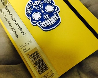 Day of the Dead (Dia de Los Muertos) 3D Printed Sugar Skull Journal CHEAP!!! Free Shipping!