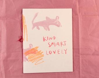 kind smart lovely