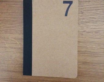 Pocket-sized notebook - No:7