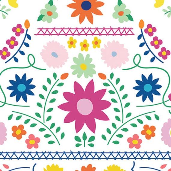 Mexican Dress Morning - Fiesta Fun by Art Gallery Fabric