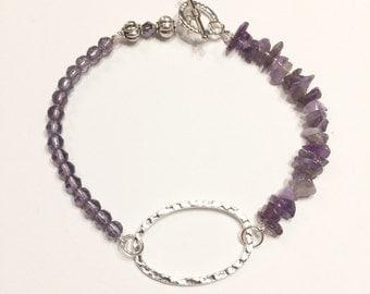Amethyst dreams bracelet