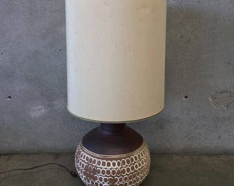 Mid Century Lamp by Technics (EZS7L3)