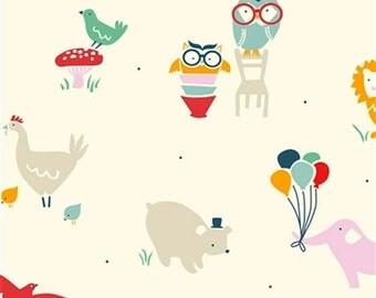 Birch Fabrics Everyday Animals