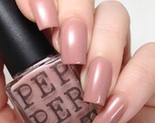 Nude Neutral Pink Nail Polish Showing Some Leg Pepper Pot Polish Bath And Body Gift For Her Gift Under 15