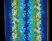 Vintage hawaiian floral b...