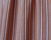 Vintage brown and white c...
