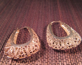 Chic Sterling Silver Earrings