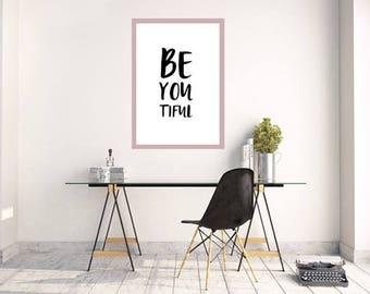 Be.You.tiful Digital Art Download