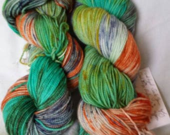 CC17/439 Handdyed Sock Yarn