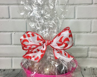 Holiday Gift Basket of Soaps, Holiday Gift, Soap gift, Spa gift Basket