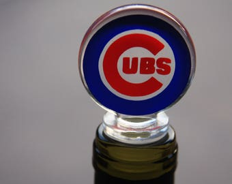 Wine/Bottle Stoppers, Custom Designed, Sports Teams, Personalized Monograms, These Make Great Gifts!