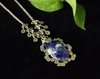 Lápiz Lazuli Necklace