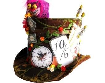 Top hat Wonderful crazy Hat