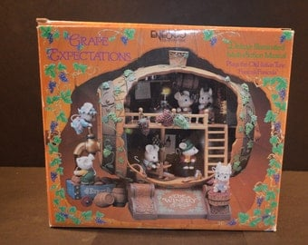 """Enesco-Small World of Music-""""Grape Expectations""""- Motion and Music"""