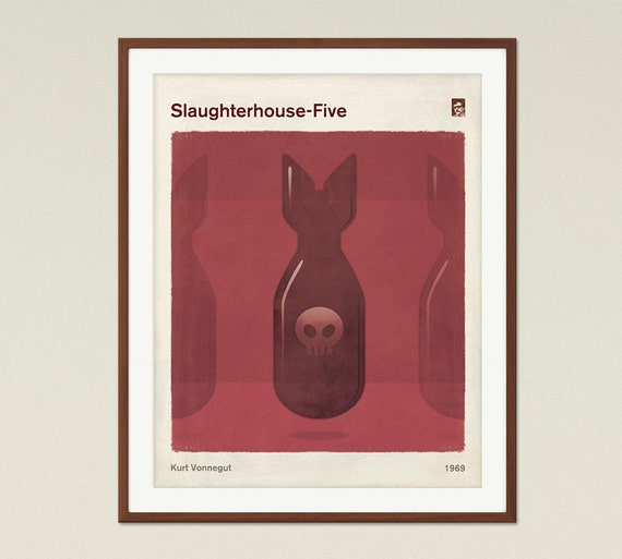 kurt vonneguts life experiences through his science fiction novel slaughterhouse five