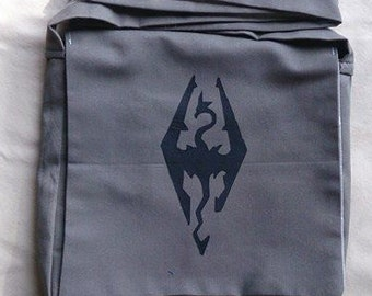 Skyrim Inspired Bag