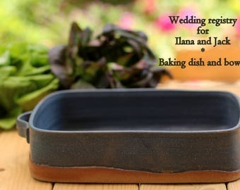 Ilana and Jack Wedding registry - Baking dish