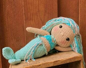 Mermaid Doll - Pearl