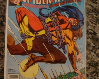 Spider Woman Issue 8 Marvel Comics 1978