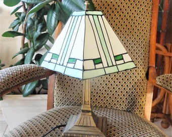 Lamp to ask Art Deco 1930 s-Imitation plastic and resin very well made beautiful and not expensive