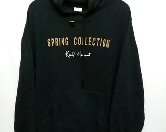 Authentic//Karl Helmut//Spring Collection //Sweatshirt Hoodies//Size L