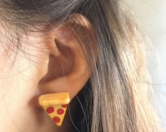 Pizzalicious Stud Earrings