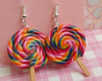 Party Lollipop Earrings