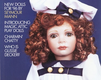 Doll Reader Magazine November 1995