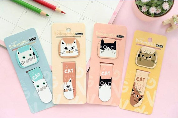 Kawaii Magnet Bookmark