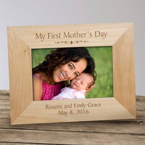 My First Mother 39 S Day Picture Frame Mother 39 S Day Photo