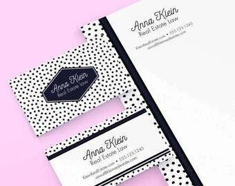 Dottie Business Card Template