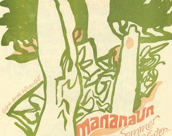 mananaun - a summer for the winter