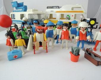 Playmobil Vintage Toys