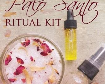 ON SALE: Palo Santo Ritual Kit
