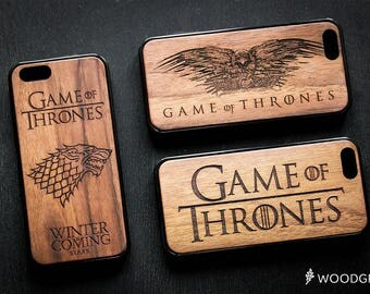 game of thrones house stark iphone 7 case wood iphone 5s case wooden phone case iphone 6 case wood iphone 7 case iphone 6s case wood iphone