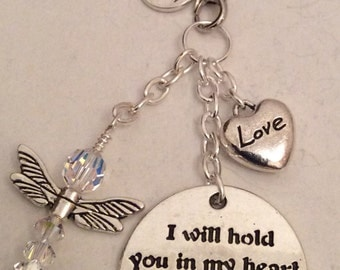 Hold You In My Heart, Loving Dragonfly Phone charm