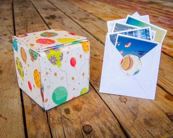 Exploding box, Explosion box, Surprise box, Mystery box, Keepsake box,Man watch Gift box, Wood watch box, Birthday box, Watch case watch box