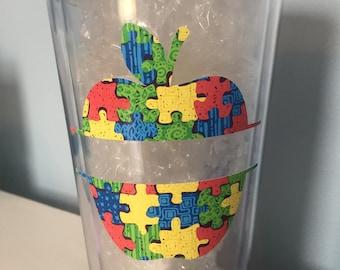 Autism Teacher Cup