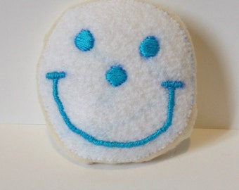 Smiley Cookie Cat Toy
