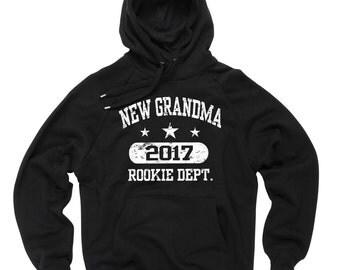 Grandmother Hoodie New Grandma 2017 Woman Sweater Ladies