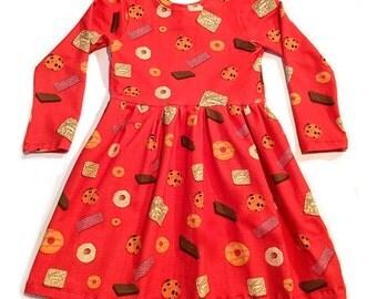 Biscuit dress