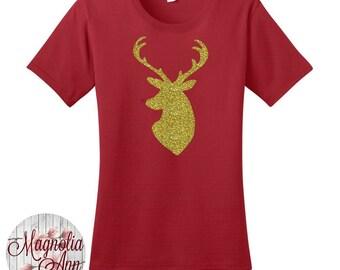 Rudolph t shirt   Etsy
