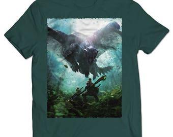 Monster Hunter 4 Ultimate Gore Magala T-shirt