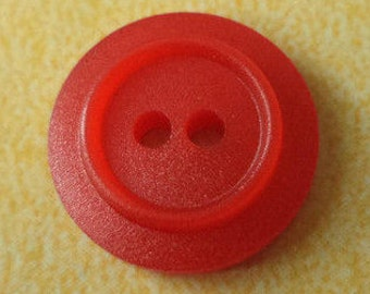 12 buttons 14mm 16mm red (3873)
